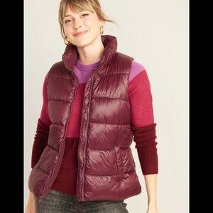 Frost-Free puffer vest. Coats & Jackets